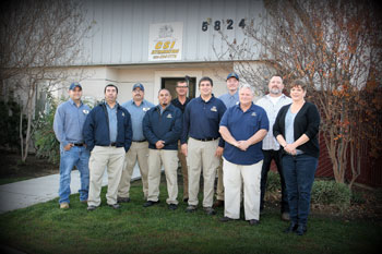 The CSI Exterminators Team