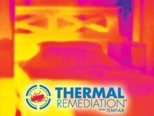 Thermal Remediation Heat Treatment is used to kill bed bugs